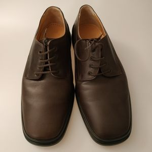 BALLY MEN LEATHER SHOES